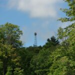 Saunders Lake Fire Tower
