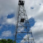 Wilkie Lake Fire Tower